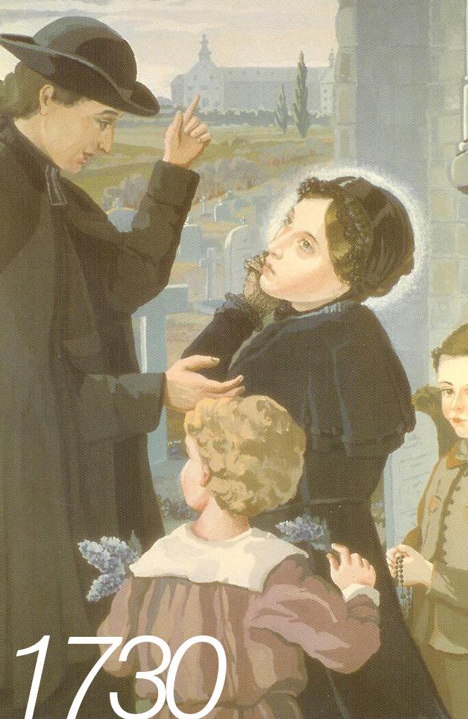 Spiritualité de Marguerite d'Youville