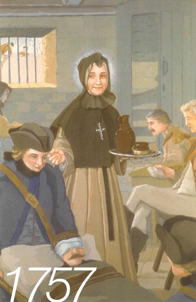 Dévotion aux malades de Marguerite d'Youville