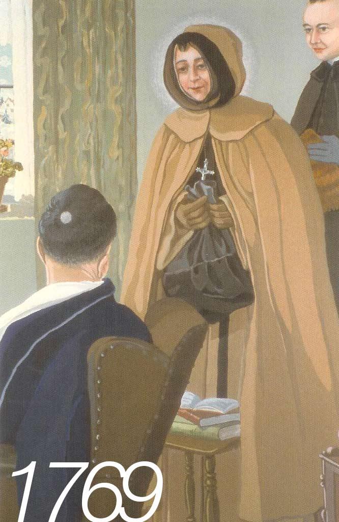 Les 2 fils de Marguerite d'Youville