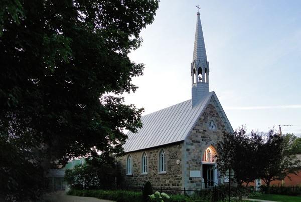 Saint Ann Chapel