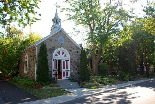 Saint Joachim Chapel