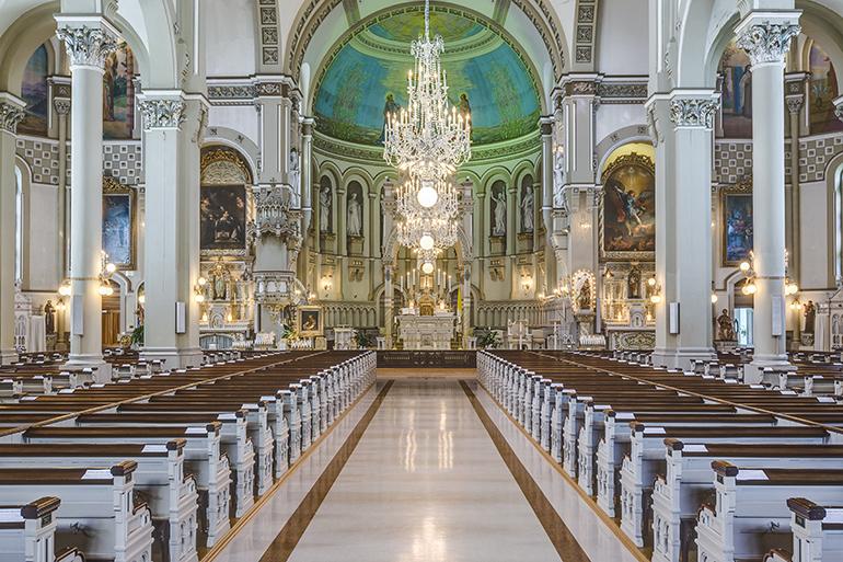 La basilique Sainte-Anne -